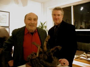Sumner Winebaum opens at Robert Levy Lincoln Gallery